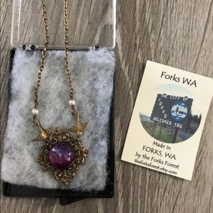 Jewelry - Beautiful necklace made in Forks, WA